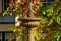 Chilstone Fountains / Stunning Stone Fountains for gorgeous gardens by Chilstone