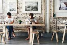 Café & Restaurant interiors design