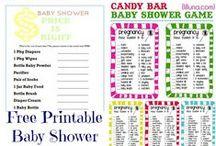 Baby Shower Ideas / by Tiffany Powell