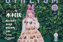 Lolita ✤ Magazines / Lolita fashion | my favorites & inspiration