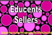 Educents Sellers for Education!!! / Products from Educents Sellers (free and paid), quality educational articles, and information.  (2 free item to every paid item please!)