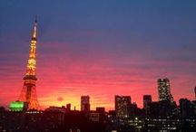 Tokyo Tower / 東京タワーが見える風景