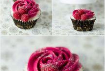 Cupcakes, buns & slices
