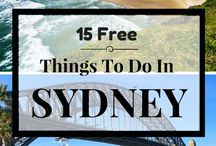 Travel in Australia / A collection of must go places in Australia!