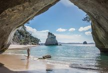 Travel in New Zealand / A collection of must see places in NZ!