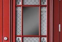 Ekstrands dörrar / Produkbilder från Ekstrands dörrar.  Product images from Ekstrands doors.