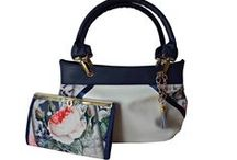 Designed 4 You Bags, Designed & Handmade handbags In Ireland / We custom make handbags and accessories in any style and colour of your choice.  See our range of fabrics and bags on our website.