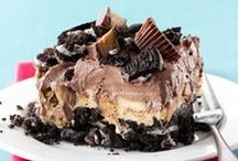 No Bake Desserts  / No baking required!