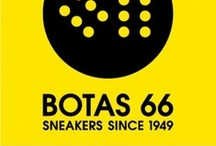 Botas 66 sneakers / Botas 66 sneakers. Made in Czech republic. Design from 1966.