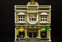 LEGO - Buildings