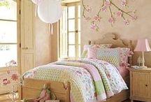 Wonderful girl rooms / by Deborah
