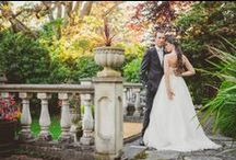 Indian Summer Weddings / Late summer and early fall is a perfect time to plan your wedding at the Villa Marco Polo in Victoria.