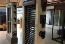 Showroomopstellingen / De showroomopstellingen van ROMA zijn in elke ruimte te plaatsen en zeer informatief.