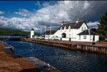 Scotland - Caledonian Canal / A nice place in Scotland. / by Alba-Collection