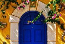 Greek Summer / get an idea how a Greek summer looks like. we are pinning fav photos of Greek islands and beaches. enjoy!