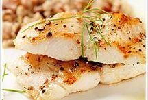Good Food - Fish & Sea Food / Fish and sea food recipes & inspiration