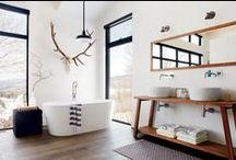 Home Decor - Bathroom & Powder Room