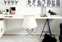Home Decor - Home Office & Study Room