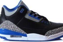 Authentic Jordan Retro 3 Sport Blue Shoes Sale 2014 / Authentic Jordan Retro 3 Sport Blue Shoes for sale low price. http://www.noveljordan.com/ / by New Release White Black Infrared 6s 2014, Jordan Retro 6 For Sale 62% Off