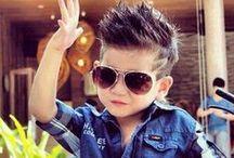Kids haircut - παιδικό κούρεμα / Ideas for kid's haircut