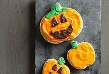 Happy Halloween / A collections of the creepiest, crawliest pumpkin goodies to celebrate the 31st of October from your friends at LIBBY'S Pumpkin.