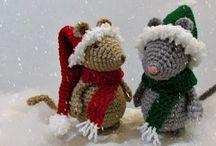 Christmas Amigurumis