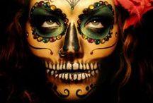MAKE UP - Ideas/ Tutorials/ Cosplay/ Halloween