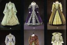 suknie dawnych epok