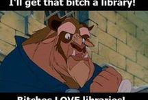 Kirjahylly / Books!