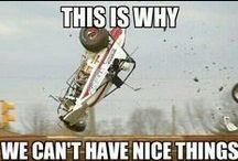 Funny Stuff / Race Track Humor