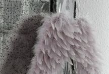 Angels Wings and Feathers