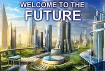 Aliens, Futuristic, Space