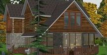Mountain Vacation Hood / Camping, Cabins, Mountain, Lakes, Lodges