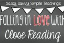 Close Reading TPT Lessons / Close reading lessons from TPT stores!  Pin your favorite close reading lesson.  Only close reading lessons from TPT stores, please.  If you add lessons that are not close reading, they will be deleted. If you want to be added to this board, please email me at reneeshaver39@yahoo.com