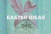 Easter Ideas / DIY ideas to get your Easter weekend hopping.