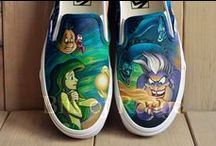 Painted Shoes (inspiration)