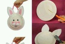 KIDS - PASCOA Crafts
