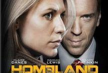 Homeland / #Homeland #série #américain #Brudy #Carrie