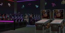 Arcade / Internet Cafe