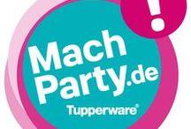 Tupperware / Meine Leidenschaft für Tupperware mit anderen zu teilen.