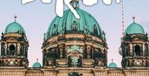 Germany and surrounds / Travel ideas for Germany and surrounding regions