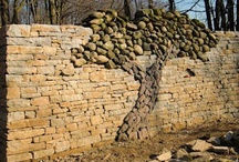 stone walls  / by Meloney Peratis
