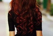 Hair stuff! / What I want to do with my hair, styles and colour!!