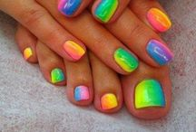 Nails!! / Any nail ideas I love... Whether I can do them or not!!