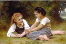 Art~ William-Adolphe Bouguereau
