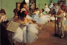 Art ~ EDGAR DEGAS