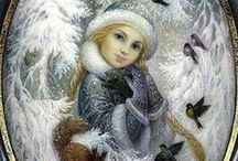 Art ~ NADEZHDA STRELKINA