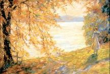 ART~ EDWARD ALFRED CUCUEL (1875-1954)