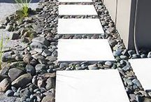 zen garden / Ideas for my garden / by Dixie/Maria Mellander