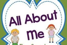 All about me / All about me activities for kids